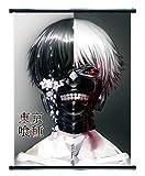 Tokyo Ghoul anime Kaneki a rotolo di medie dimensioni–40x 60cm