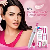 Veet Sensitive Touch Electric Trimmer for Women (Pink)