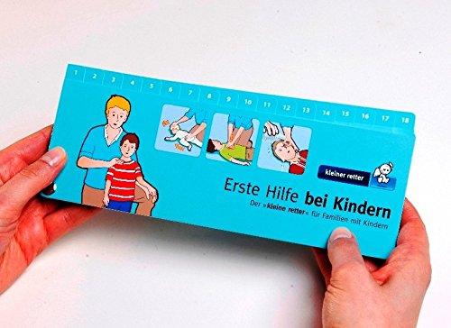 """Erste Hilfe bei Kindern: Der \""""kleine retter\"""" für Familien mit Kindern"""