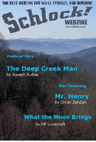 Schlock! Webzine Vol 3 Iss 30 (English Edition) eBook: James ...