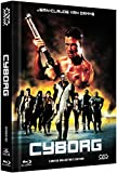 Cyborg - uncut (Blu-Ray+DVD) auf 500 limitiertes Mediabook Cover C [Limited Collector's Edition] [Limited Edition]