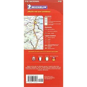 Mapa National Irlanda (Mapas National Michelin)