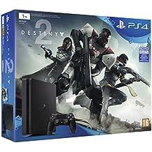 PlayStation 4 - Consola De 1 TB + Destiny 2