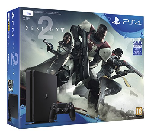 PlayStation 4 - Consola De 1 TB + Destiny 2