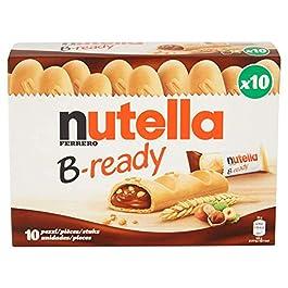 Nutella B-Ready T10 – 10 Pezzi