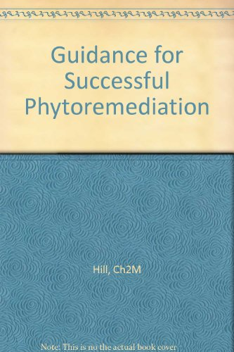 Guidelines for Successful Phytoremediation