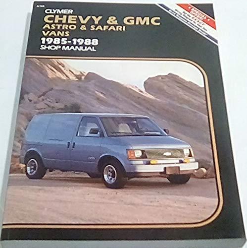 Safari compact vans, 1985-1988 ()
