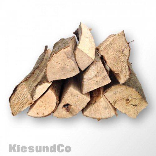 Preisvergleich Produktbild Kaminholz 30 kg ofenfertiges Buchenholz trocken, Grillholz Feuerholz ca.32 cm - schönes Flammenbild & hoher Heizwert
