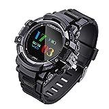 GOKOO GPS Smartwatch, orologio sportivo da esterno con contapassi, altimetro, barometro, termometro,...