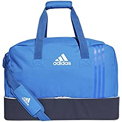 adidas Tiro Tb Bc Bolsa de Deporte, Unisex Adulto, Azul (Azul / Maruni / Blanco), M