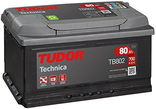 Tudor Exide Technica 80Ah