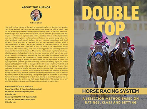 Double Top : Horse Racing System