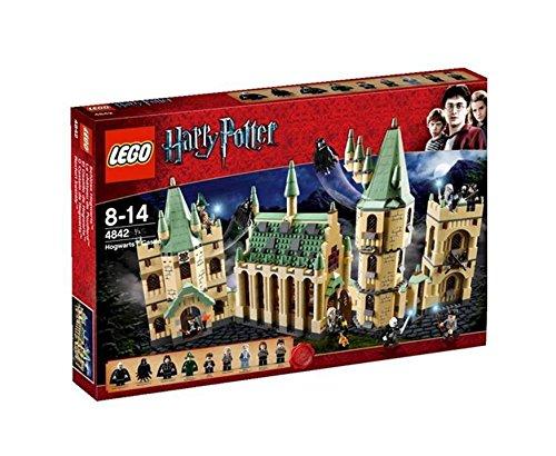 LEGO Harry Potter Candado Hogwarts (71043) bauset (6.020Piezas)