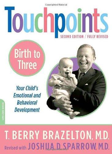 Touchpoints-Birth to Three por Joshua Sparrow