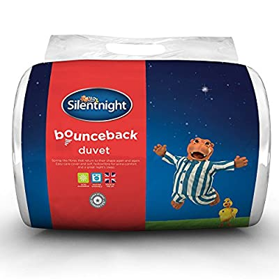 Silentnight Bounceback Tog Duvet by