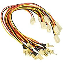 10pcs 22cm JST-XH 2S Lipo cable de extensión del cable de alambre de carga Equilibrio
