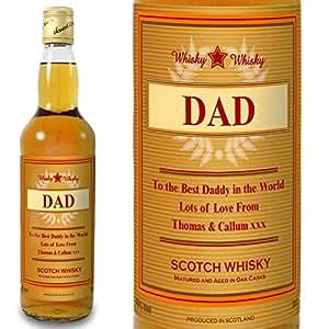 Luxus Whisky. Dies ist ein tolles Produkt, das nach Ihren Bedürfnissen personalisiert (bitte siehe Haupt Wegbeschreibung Voll für details Ideale Geschenke und Geschenk für Hochzeiten, Taufen, Geburtstagen, Weihnachten etc...
