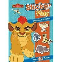 Disney Junior - Lion Guard: Sticker Play Roarsome Activities (Sticker Play Disney)
