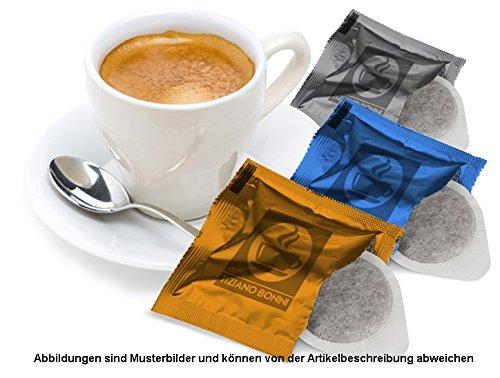 ESE PADS 44mm - Probierset - 50 Stück Kompatible Kaffeepads von Caffè Bonini Italien - 5...