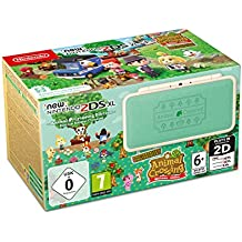 New Nintendo 2DS XL Animal Crossing Edition + Animal Crossing: New Leaf W.A. - Limited