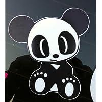 Cute JDM EDM Panda Decal / Vinyl / Sticker (FULL COLOUR)