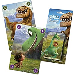 The Good Dinosaur - Baraja infantil con 40 cartas (Naipes Heraclio Fournier 1031592)