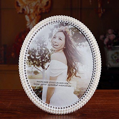 SUUNHHEuropean bellissima Perla photo frame il regalo