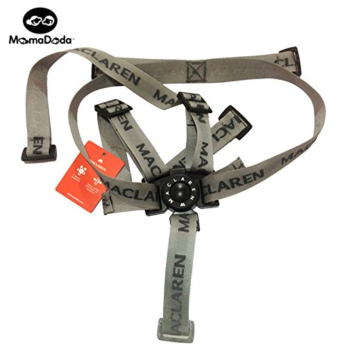 Generic maclaren belt black : Maclaren Accessories Stroller Safety Belt...