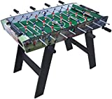 Donnay Football Table L 92.3 x W 48.3 x H 64.5cm Playing Gaming Accessories