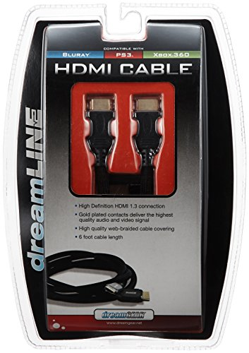 dreamGEAR PlayStation 3 HDMI Cable