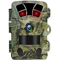Tracker Trail Caza Cámara Visión Nocturna por Infrarrojos 3disparo continuo HD Protección IP56larga espera al aire libre impermeable investigación Wild vigilancia de la seguridad