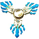 Onewell Colorful Angel Wings Shape Fidget Hand Spinner Focus Attention EDC Reduce Stress Toys