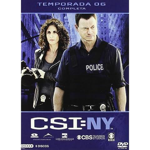 CSI New York - Temporada 6