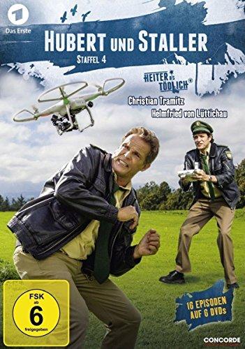 Hubert und Staller - Staffel 4 [6 DVDs] (Koma-dvd)