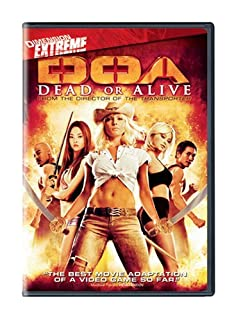 D.O.A.: Dead or Alive by Jaime Pressly