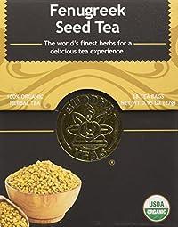 Fenugreek Seed Tea - Organic Herbs - 18 Bleach Free Tea Bags