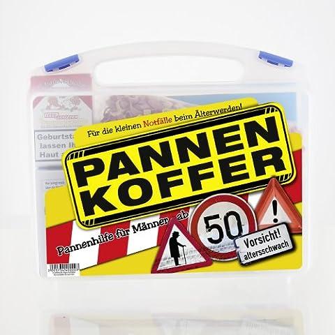 Lustige Apotheke Pannenkoffer für den Mann ab 50 (8 teilig)