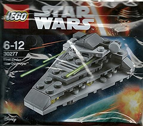 Star Wars First Order Star Destroyer Polybag 30277 by
