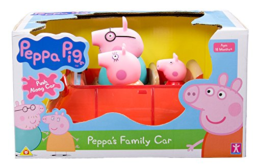 Peppa Pig 33222 Auto Push und Go