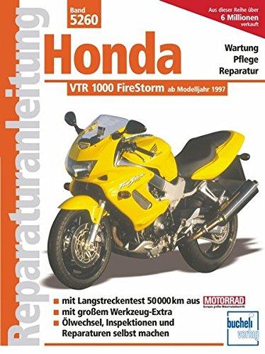 Honda VTR 1000 FireStorm (Reparaturanleitungen) gebraucht kaufen  Wird an jeden Ort in Deutschland