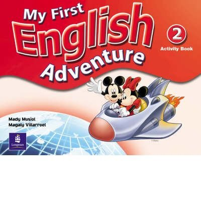 [(My First English Adventure Level 2 Activity Book)] [Author: Mady Musiol] published on (January, 2009)