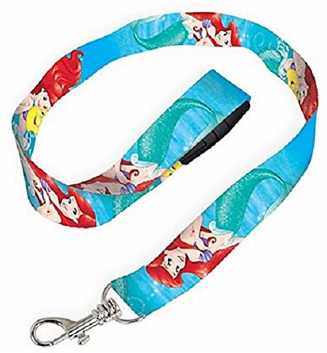 "Disney Little Mermaid Lanyard, 18.5"" long"
