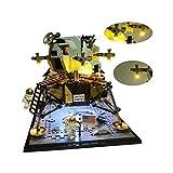POXL Licht-Set Für NASA Apollo 11 Lunar Lander - LED Licht Set Led Beleuchtung Für Lego 10266 -...