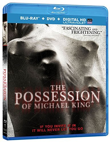 Possession Of Michael King [Blu-ray] by Shane Johnson