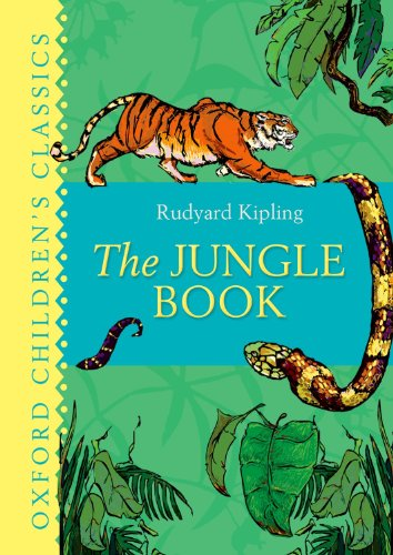 The Jungle Book: Oxford Children's Classics