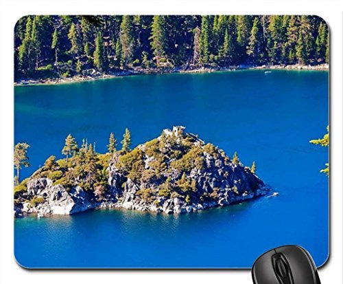 emerald bay state park california Mouse Pad, Mousepad (Forests Mouse Pad) - Bay State Park