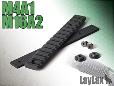 F.FACTORY M4A1/M16A2 bottom rail (japan import)