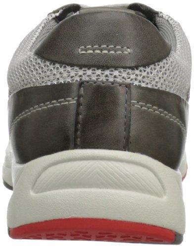 New Balance WW980 étroit Cuir Chaussure de Marche Grey