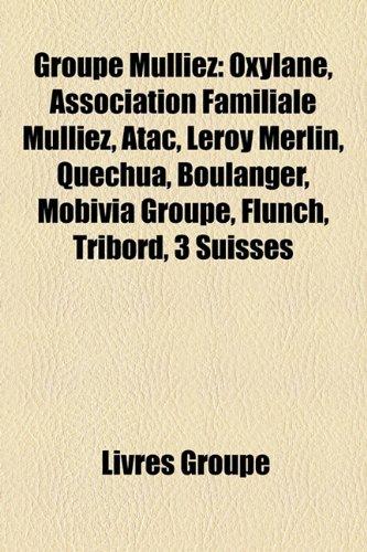 Groupe Mulliez: Oxylane, Association Familiale Mulliez, Atac, Leroy Merlin, Quechua, Boulanger, Mobivia Groupe, Flunch, Tribord, 3 Sui