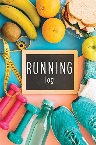 Running Log: Runner Tracker and Record Journal (52 Weeks Day by Day) - Running Log Book: Running Journal: Volume 6 por Woashes. F